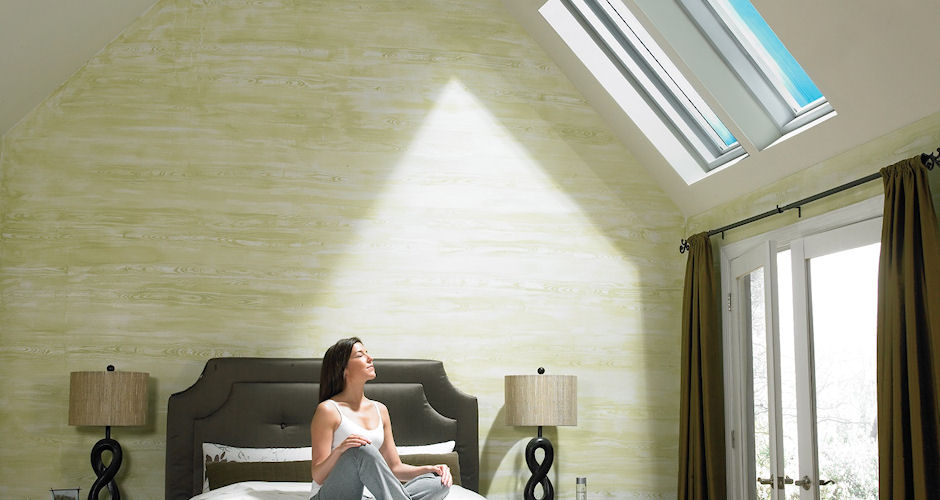 Skylights Lady Bedroom