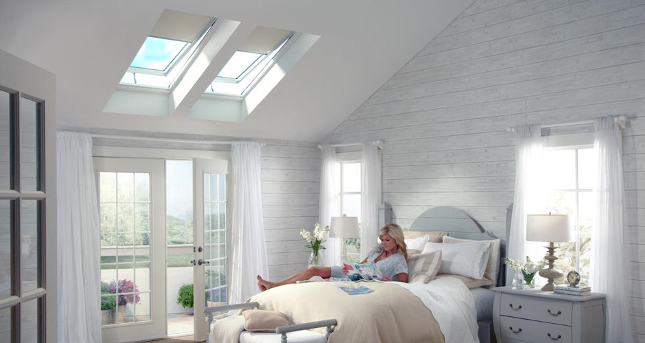 Skylights Bedroom Lady Beige