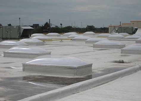 Commercial Skylights and Solar Tubes