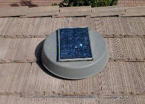 Learn how solar attic fans can save you money on your electric bill.